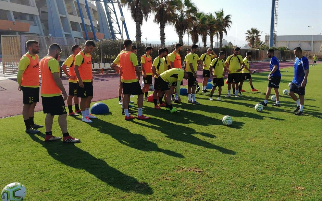 Training Report (02/10/19)