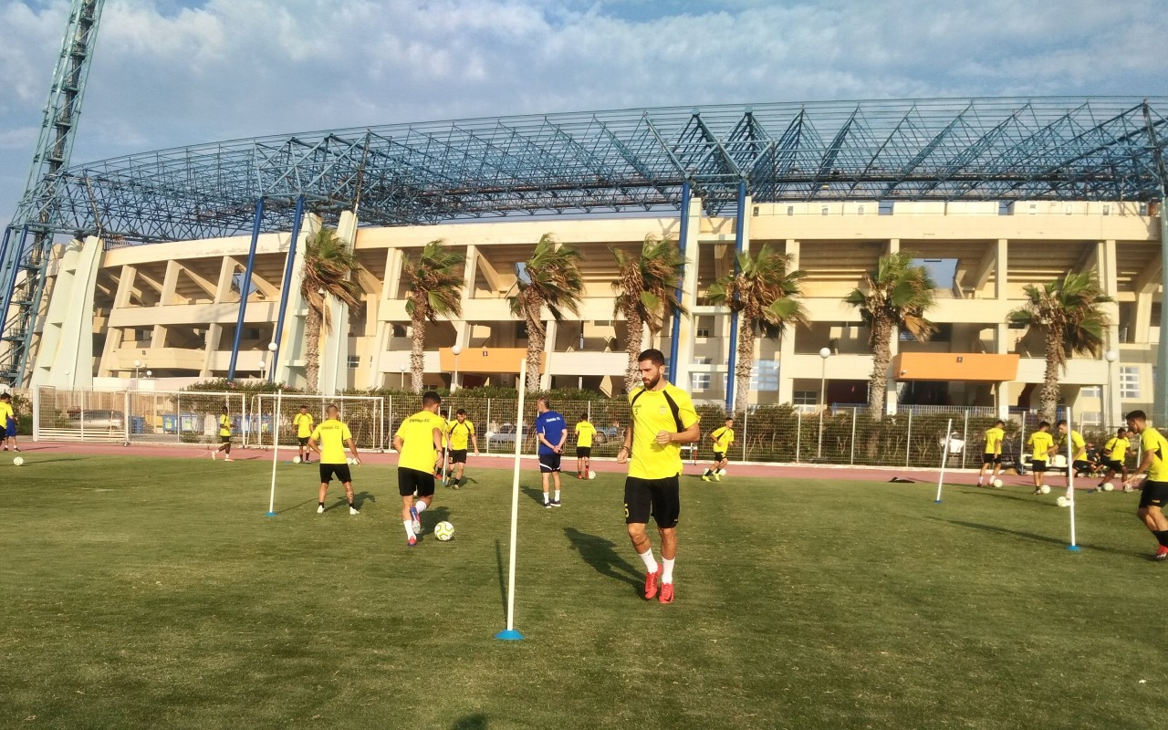 Training Report (10/09/19)