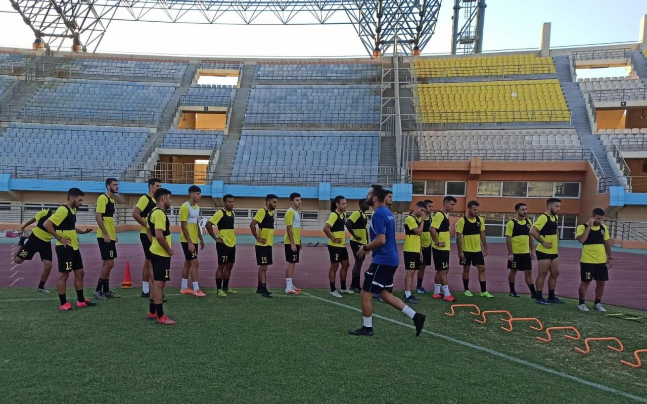 Training report (07/09/20
