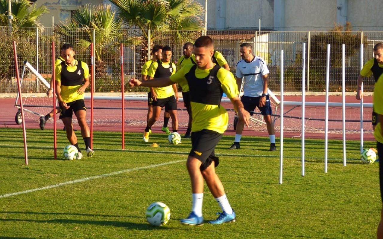 Training Report (09/09/20)