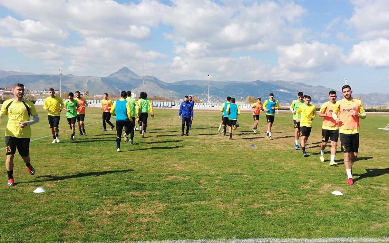 Training Report (20/02/20)