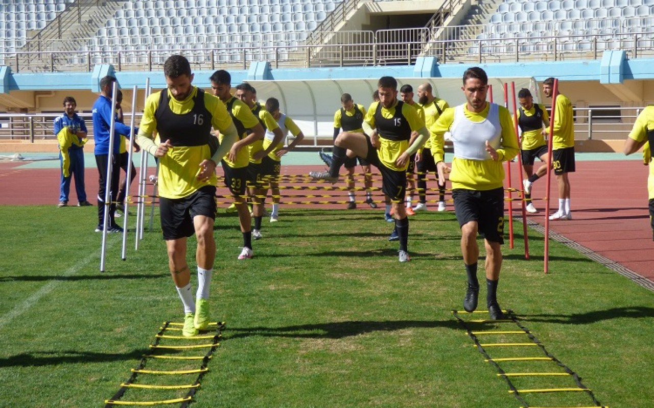 Training Report (19/02/21)
