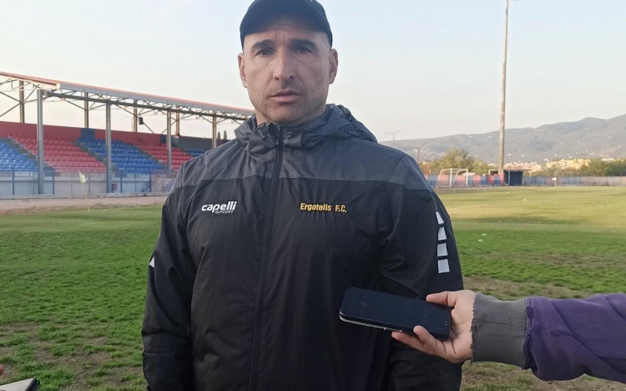 Νίκος Μπαδήμας: «Έπρεπε να είμαστε περισσότερο συγκεντρωμενοι»