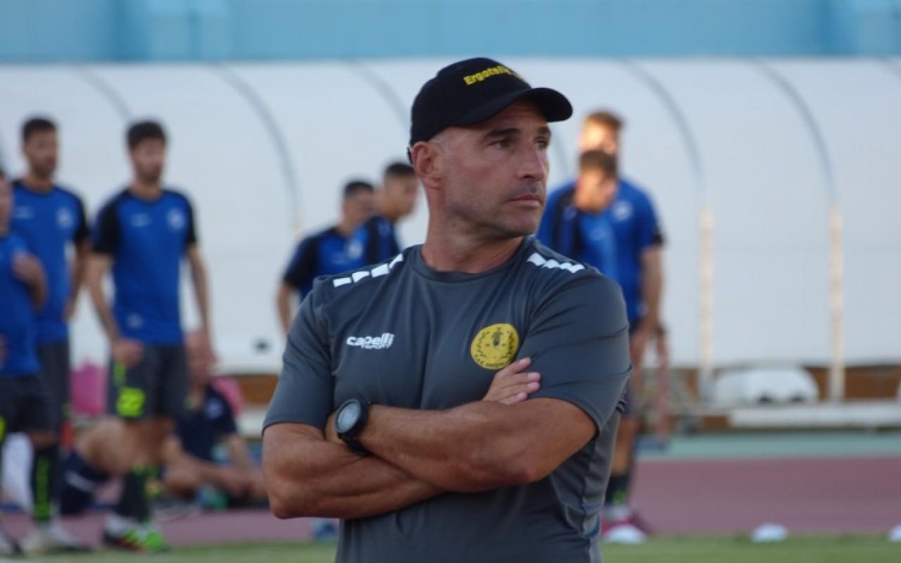 Νίκος Μπαδήμας: «Θα συνεχίσουμε την δουλειά»