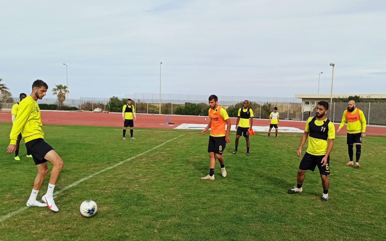 Training Report (07/01/21)