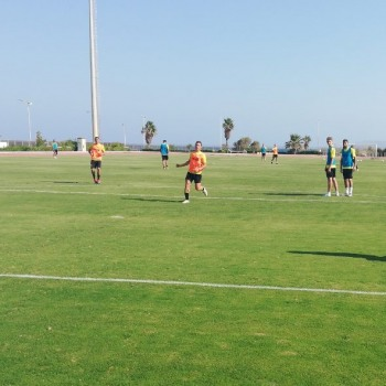 Training Report (23/08/19)