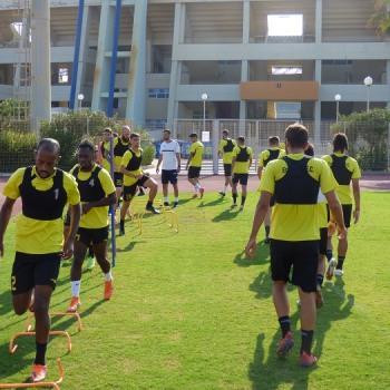 Training Report (19/09/20)