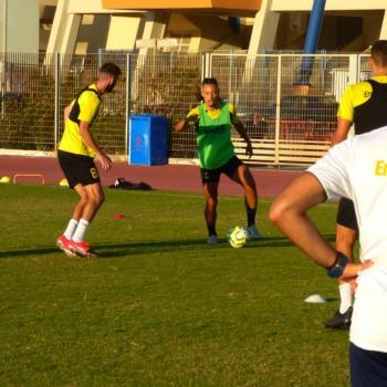 Training Report (18/09/20)