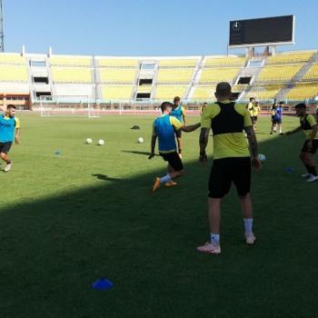 Training Report (15/09/20)