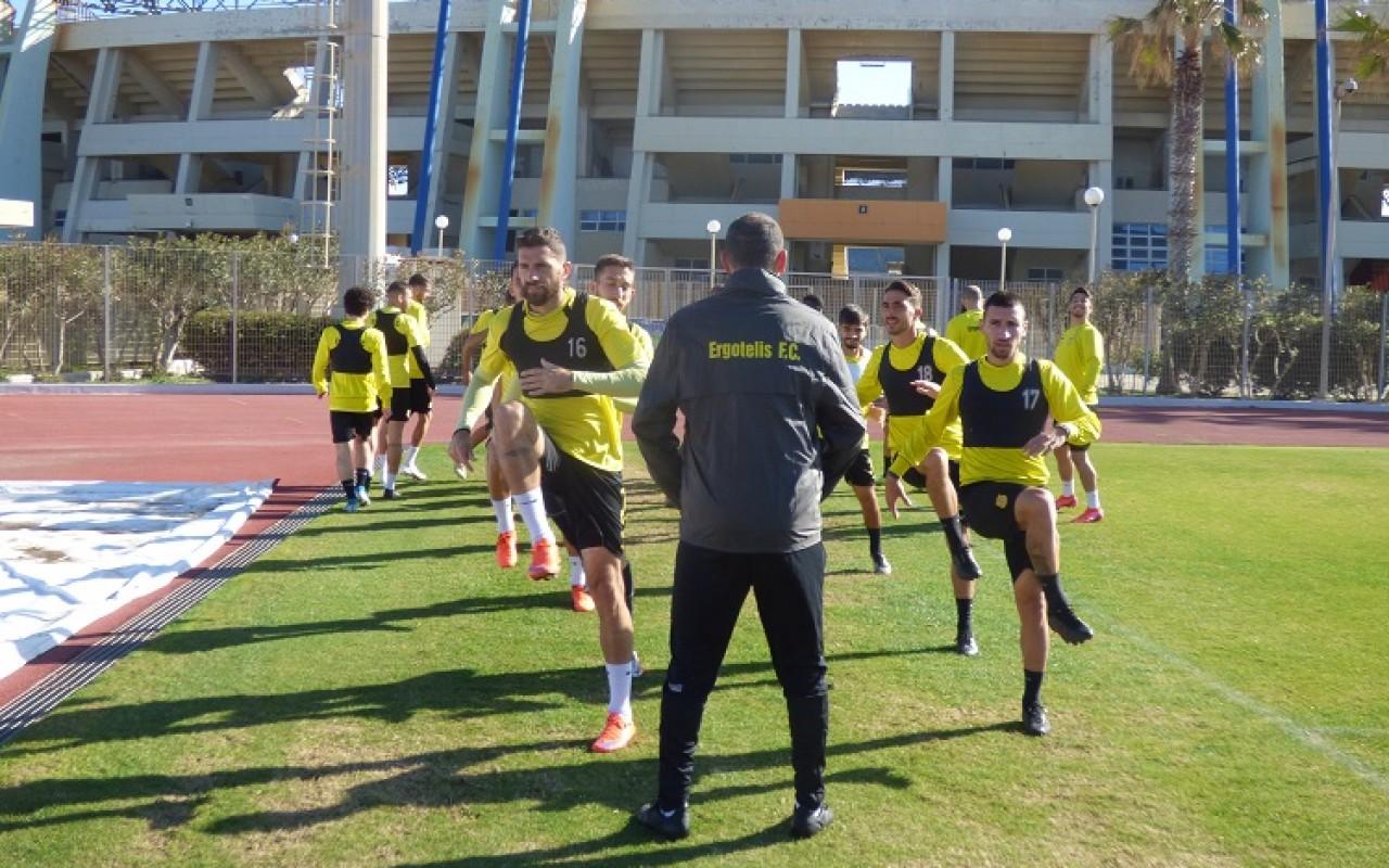 Training Report (24/04/21)
