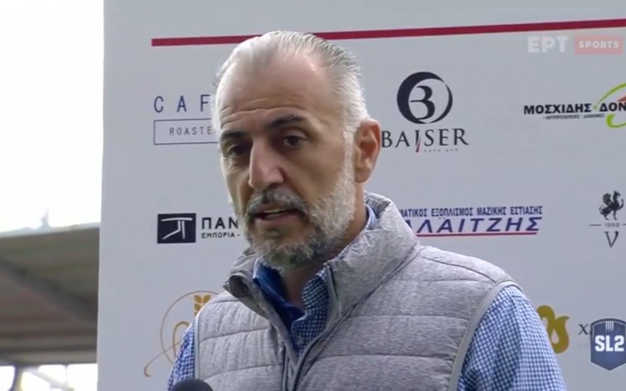 Γιάννης Ταουσιάνης: «Είμαστε πολύ διψασμένοι για το όνειρο» (VIDEO)