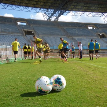 Training Report (05/11/20)