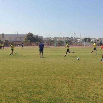 Training Report (16/09/19)