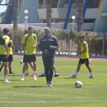 Training Report (15/05/21)