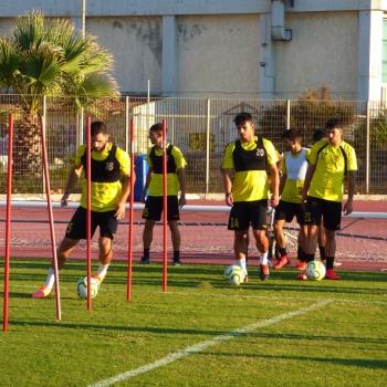 Training Report (17/09/20)