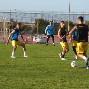 Training Report (10/09/21)