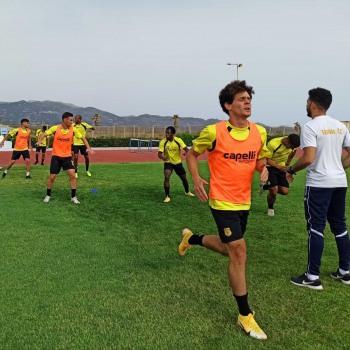 Training Report (10/05/21)